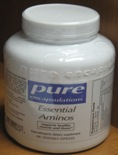 Essential Aminos - 180 capsules - Pure